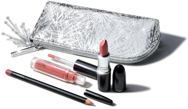 MAC 2020 Holiday Collection Frosted Firework Firewerk It Lip Kit