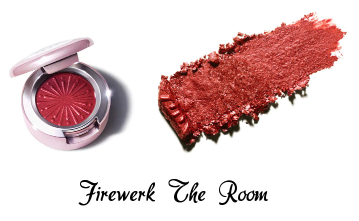 MAC 2020 Holiday Collection Frosted Firework Frosted Firework Extra Dimension Foil Eye Shadow Firewerk The Room