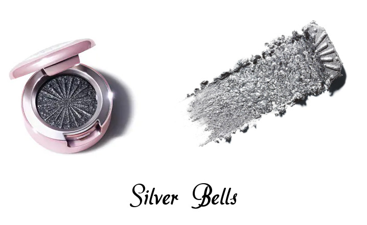 MAC 2020 Holiday Collection Frosted Firework Frosted Firework Extra Dimension Foil Eye Shadow Silver Bells