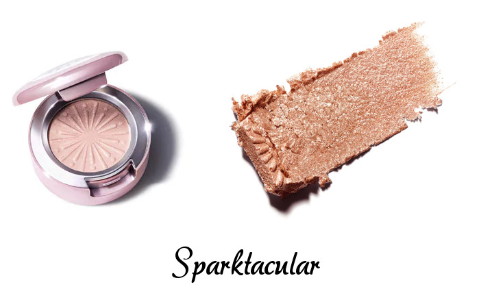 MAC 2020 Holiday Collection Frosted Firework Frosted Firework Extra Dimension Foil Eye Shadow Sparktacular