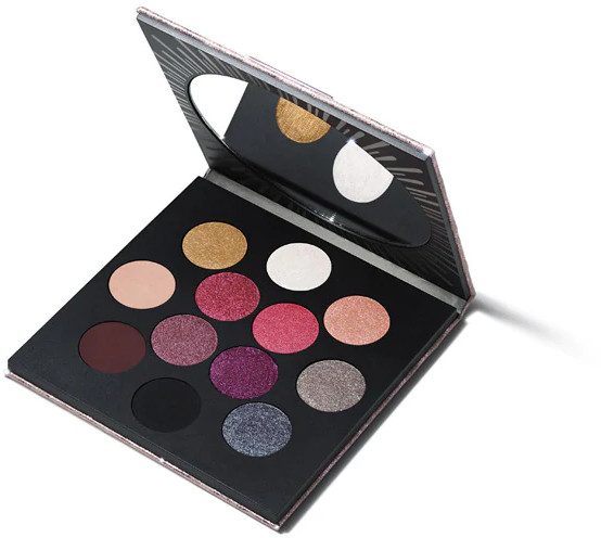 MAC 2020 Holiday Collection Frosted Firework Rocket To Fame Eye Shadow Palette