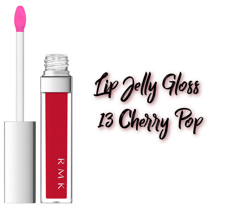 RMK x Erica Sakurazawa Clolor Closet Winter Limited Edition 2020 Lip Jelly Gloss 13 Cherry Pop