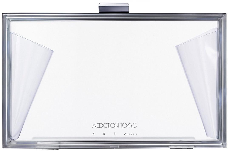 ADDICTION Holiday 2020 Collection IRIDESCENT EUPHORIA Holiday Addiction Iridescent Euphoria Clutch Bag