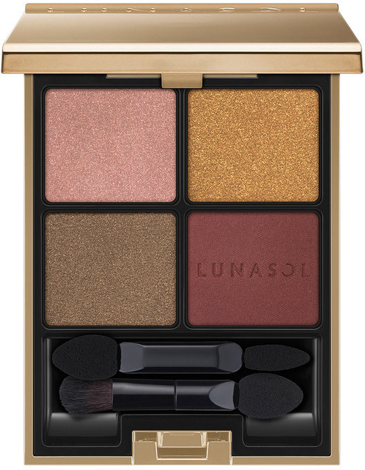 LUNASOL 2020 Winter Collection Merging Addict Eye Coloration