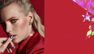 THREE 2020 Holiday Makeup Collection Metallic Muse