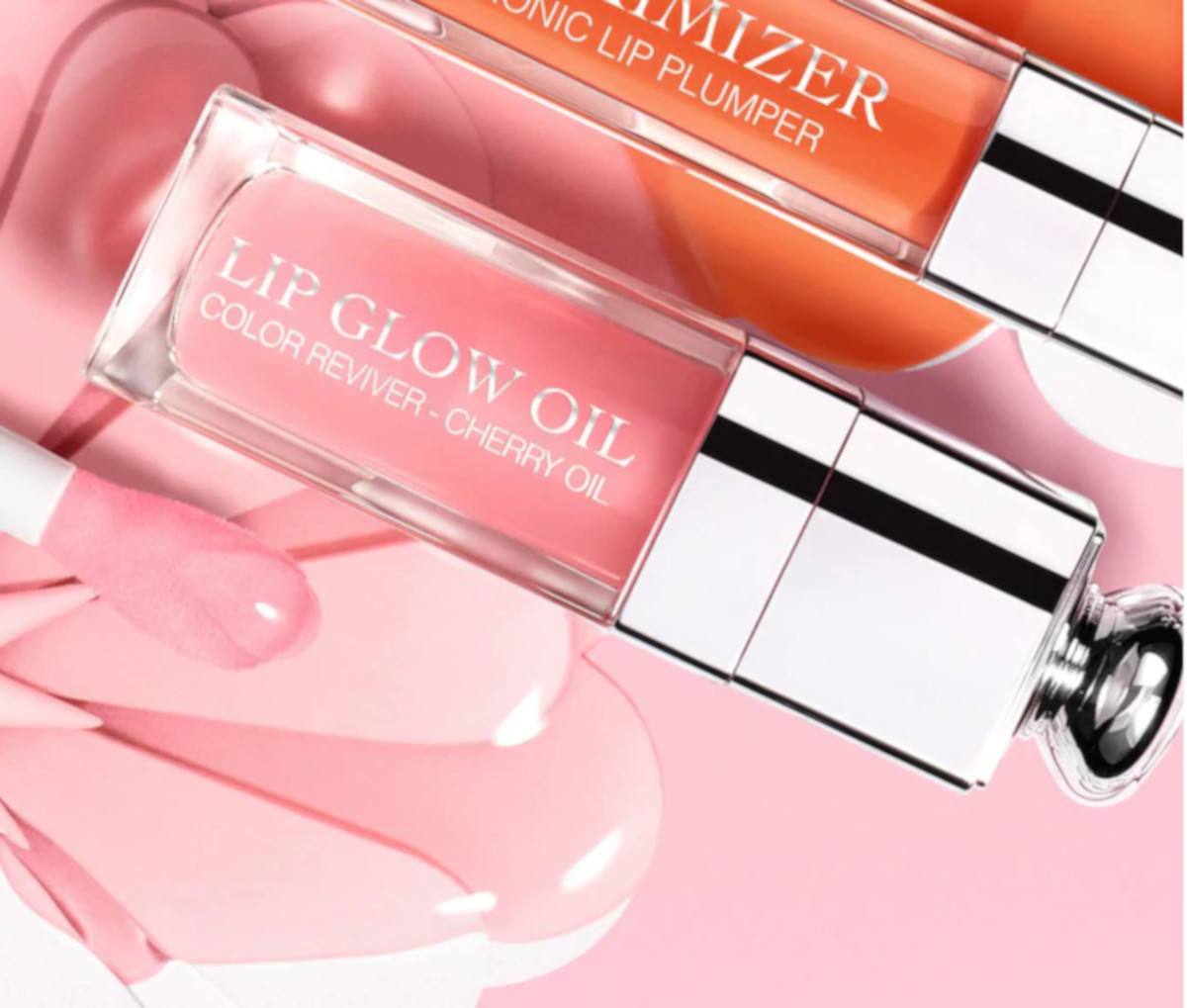 Dior Spring Collection 2021 Pure Glow Lip Glow Oil