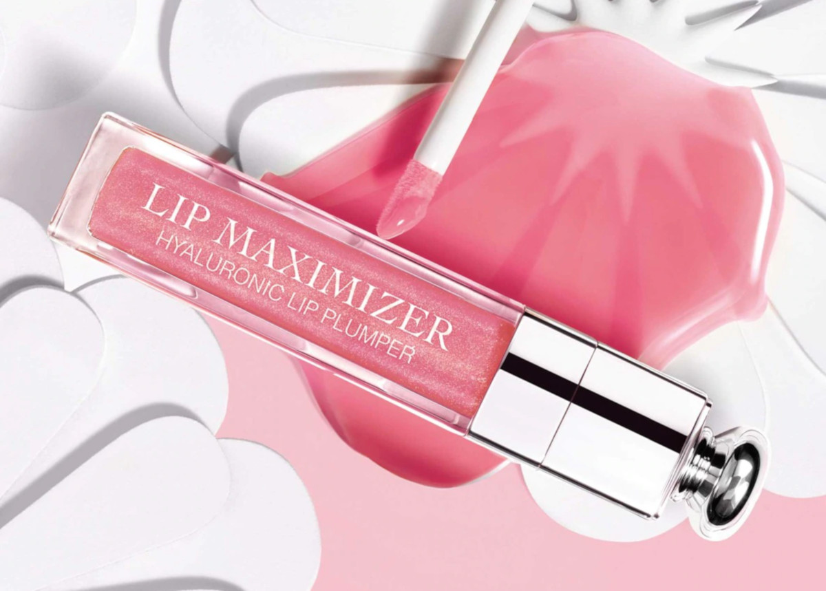 Dior Spring Collection 2021 Pure Glow Lip Maximizer
