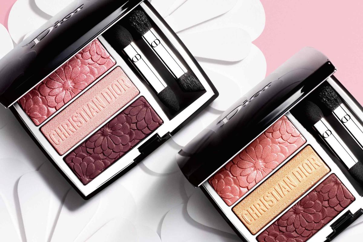 Dior Spring Collection 2021 Pure Glow Trio Brick Palette