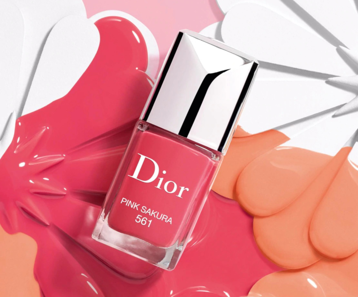 Dior Spring Collection 2021 Pure Glow Vernis