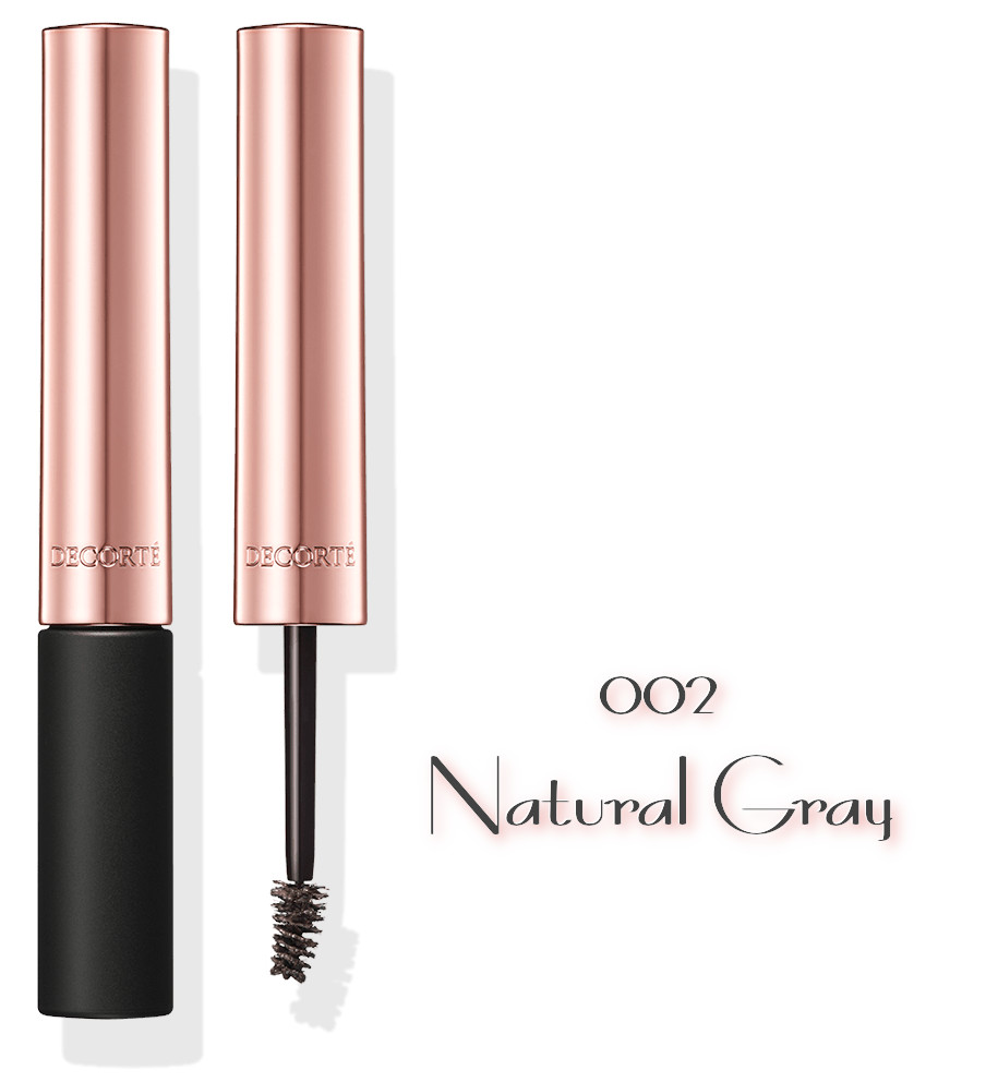 DECORTE 2021 Spring Collection Sway Light Brow Styling Cream 002 Natural Gray