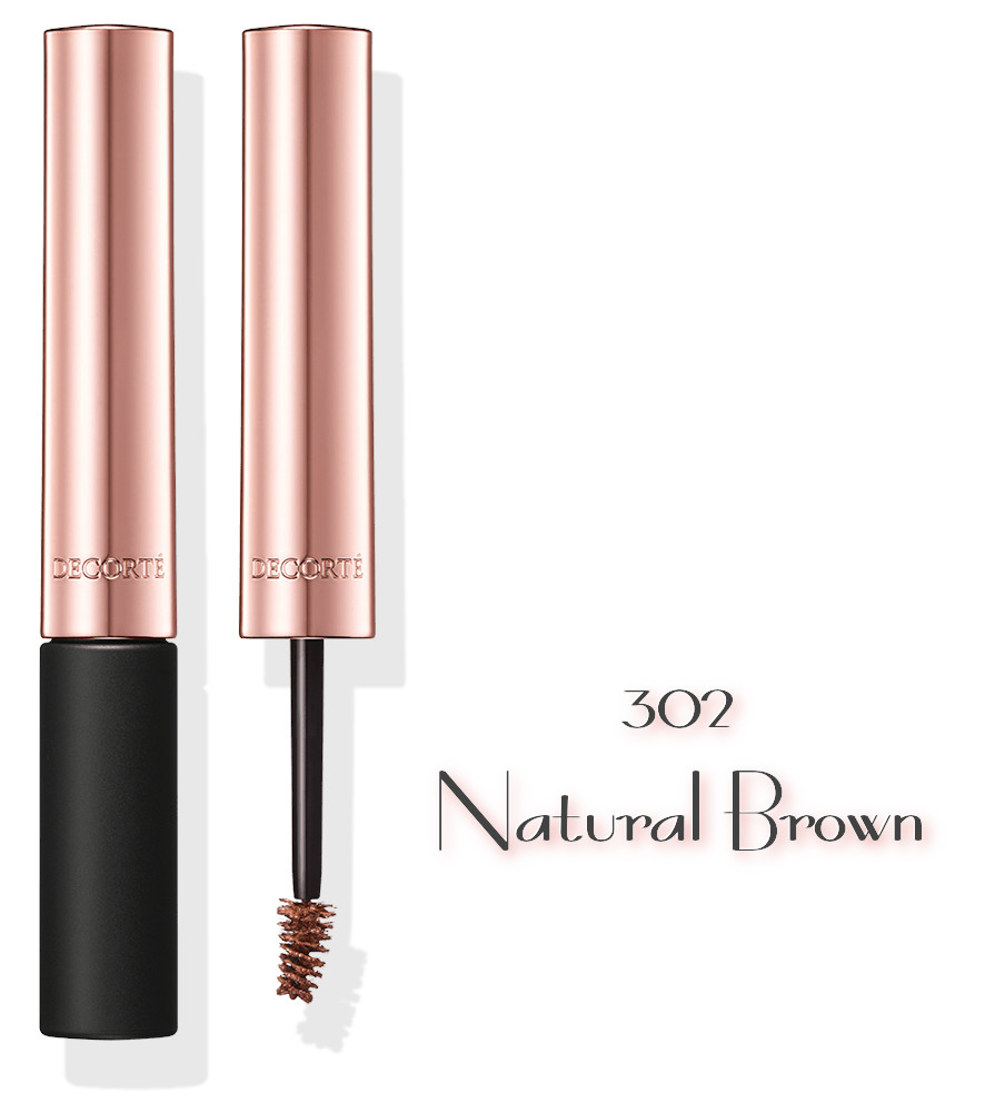 DECORTE 2021 Spring Collection Sway Light Brow Styling Cream 302 Natural Brown