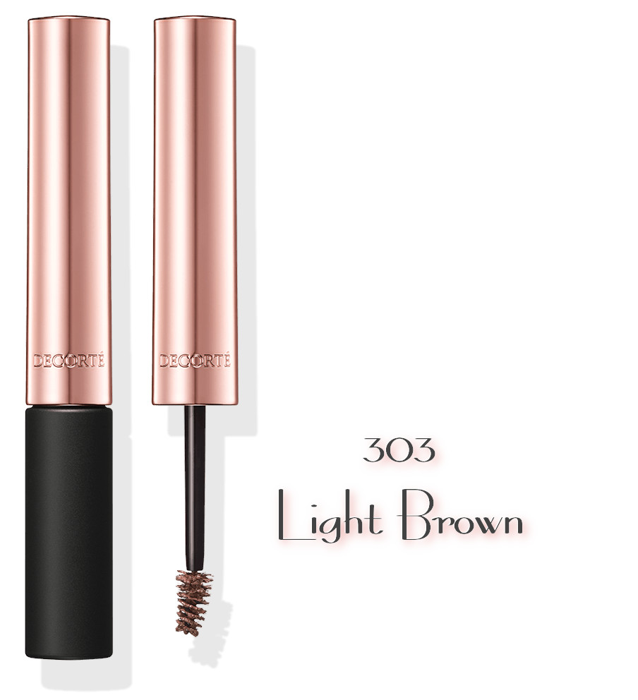 DECORTE 2021 Spring Collection Sway Light Brow Styling Cream 303 Light Brown