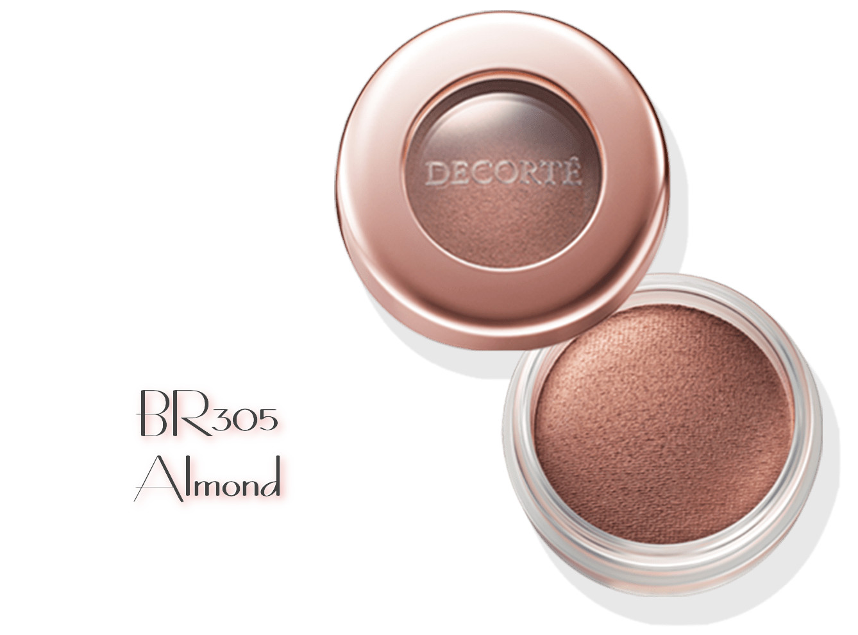 DECORTE 2021 Spring Collection Sway Light Eye Glow Gem BR305 Almond
