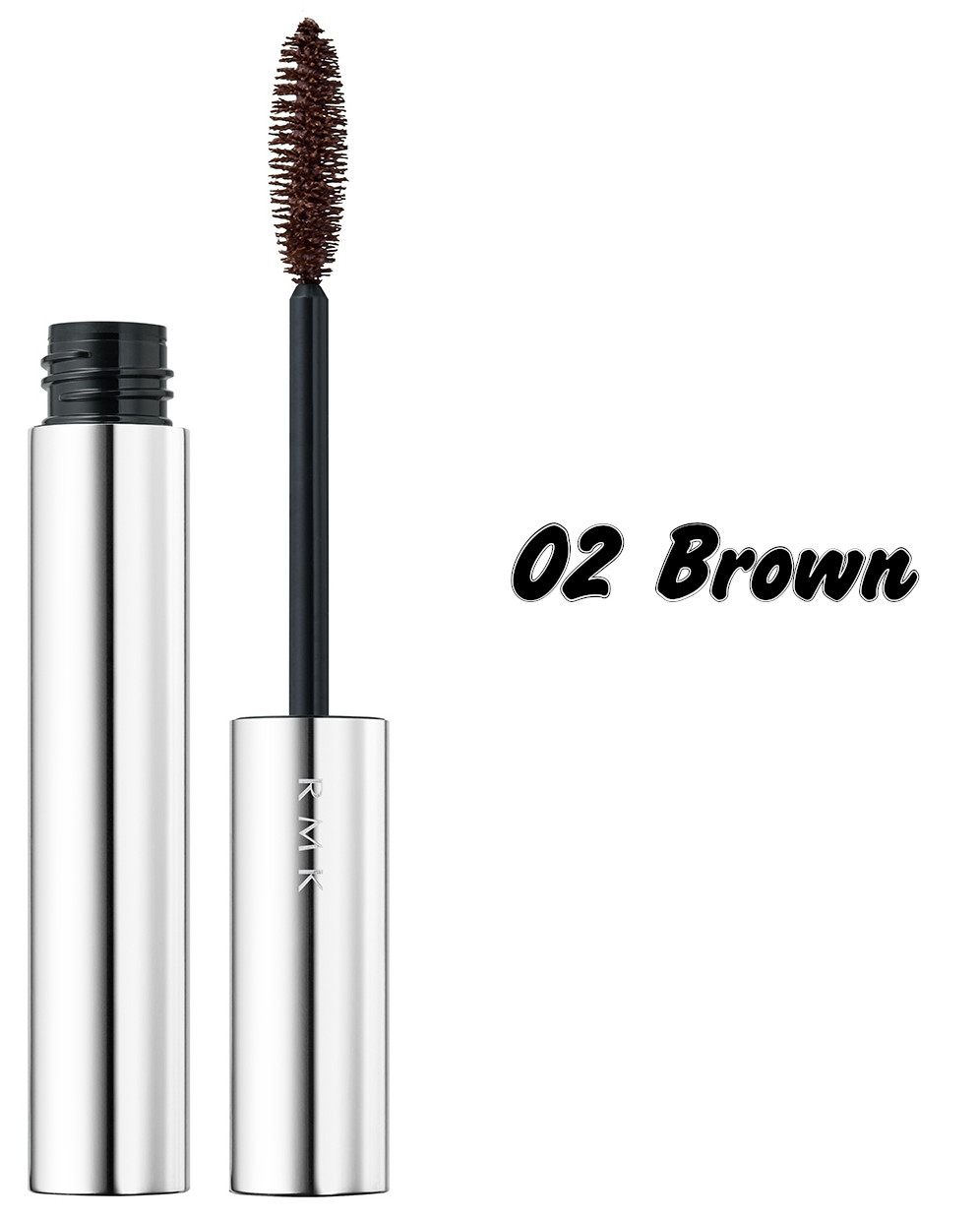 RMK The Now Now Summer 2021 Collection High Volume Mascara 02 Brown