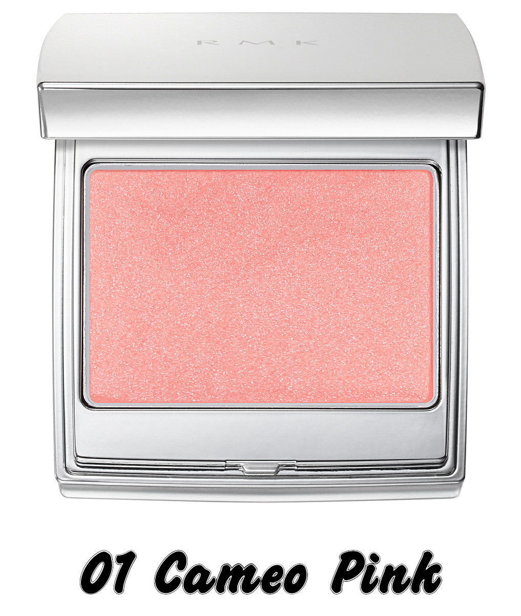 RMK The Now Now Summer 2021 Collection The Now Now Blush 01 Cameo Pink