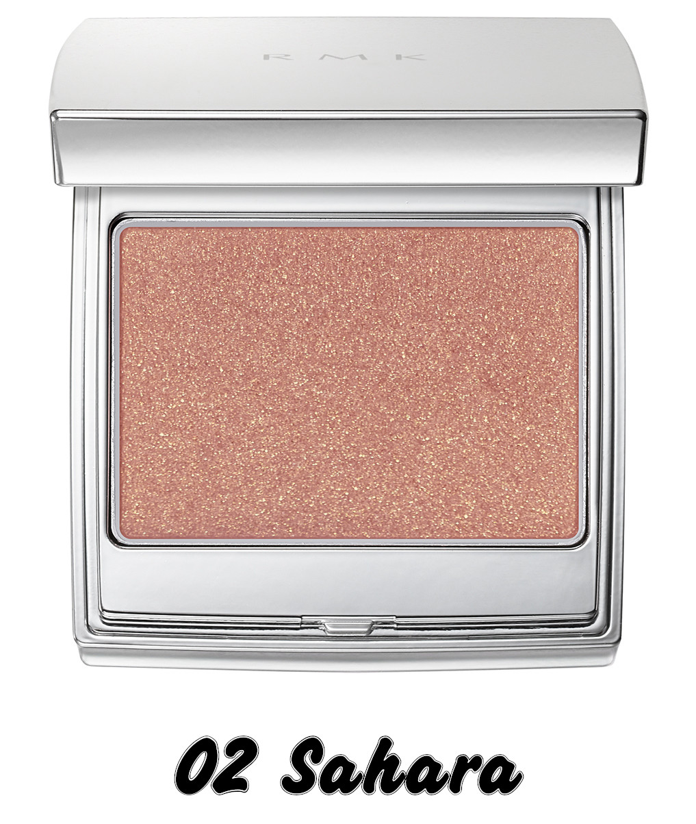 RMK The Now Now Summer 2021 Collection The Now Now Blush 02 Sahara