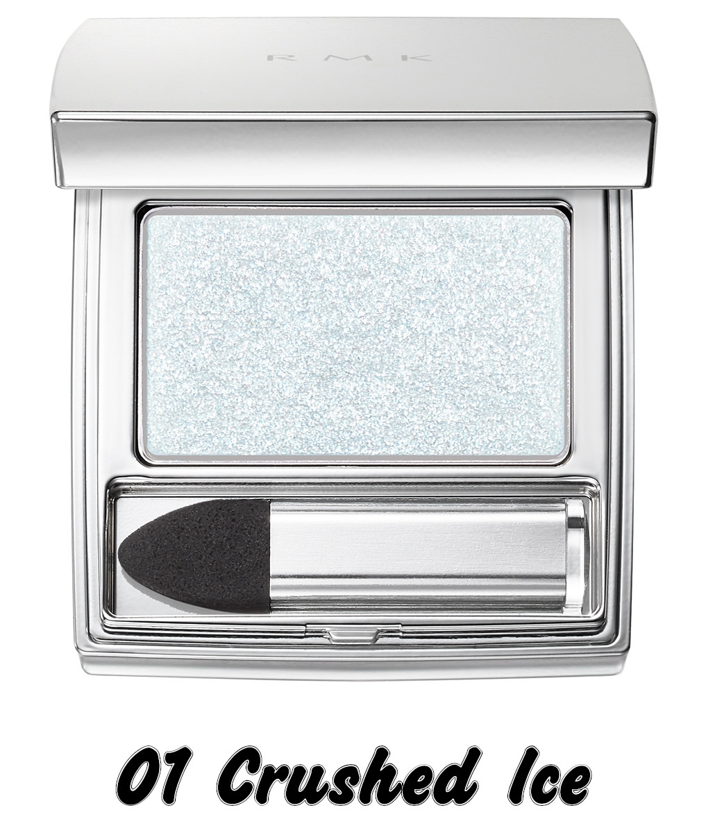 RMK The Now Now Summer 2021 Collection The Now Now Eyes 01 Crushed Ice