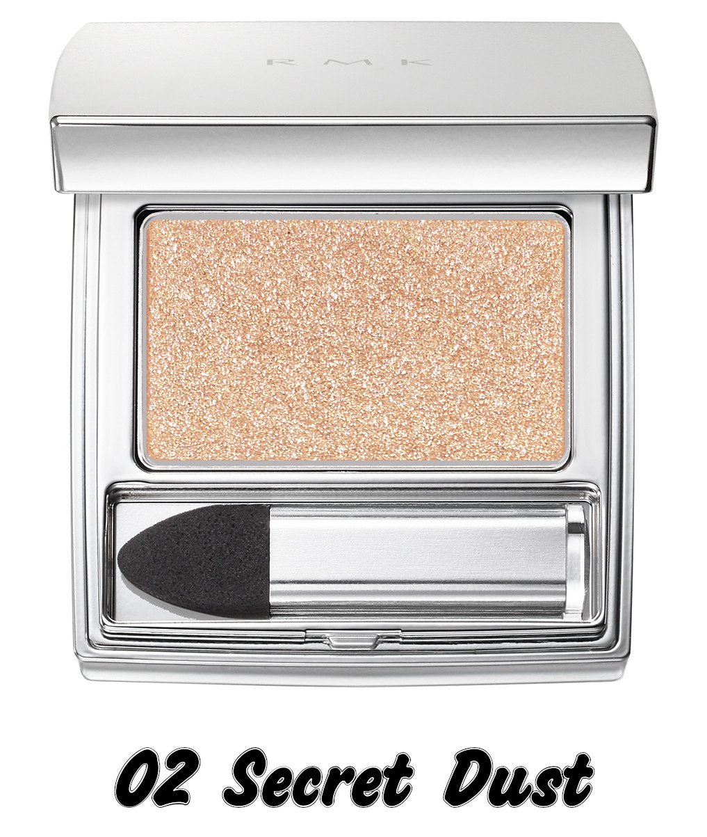 RMK The Now Now Summer 2021 Collection The Now Now Eyes 02 Secret Dust