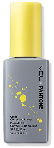 VDL + PANTONE 2021 Collection Strength & Hopefulness in Color Color Correcting Primer