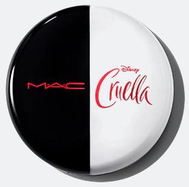 MAC Cruella Collection Powder Blush Duo Cruel-La Intentions