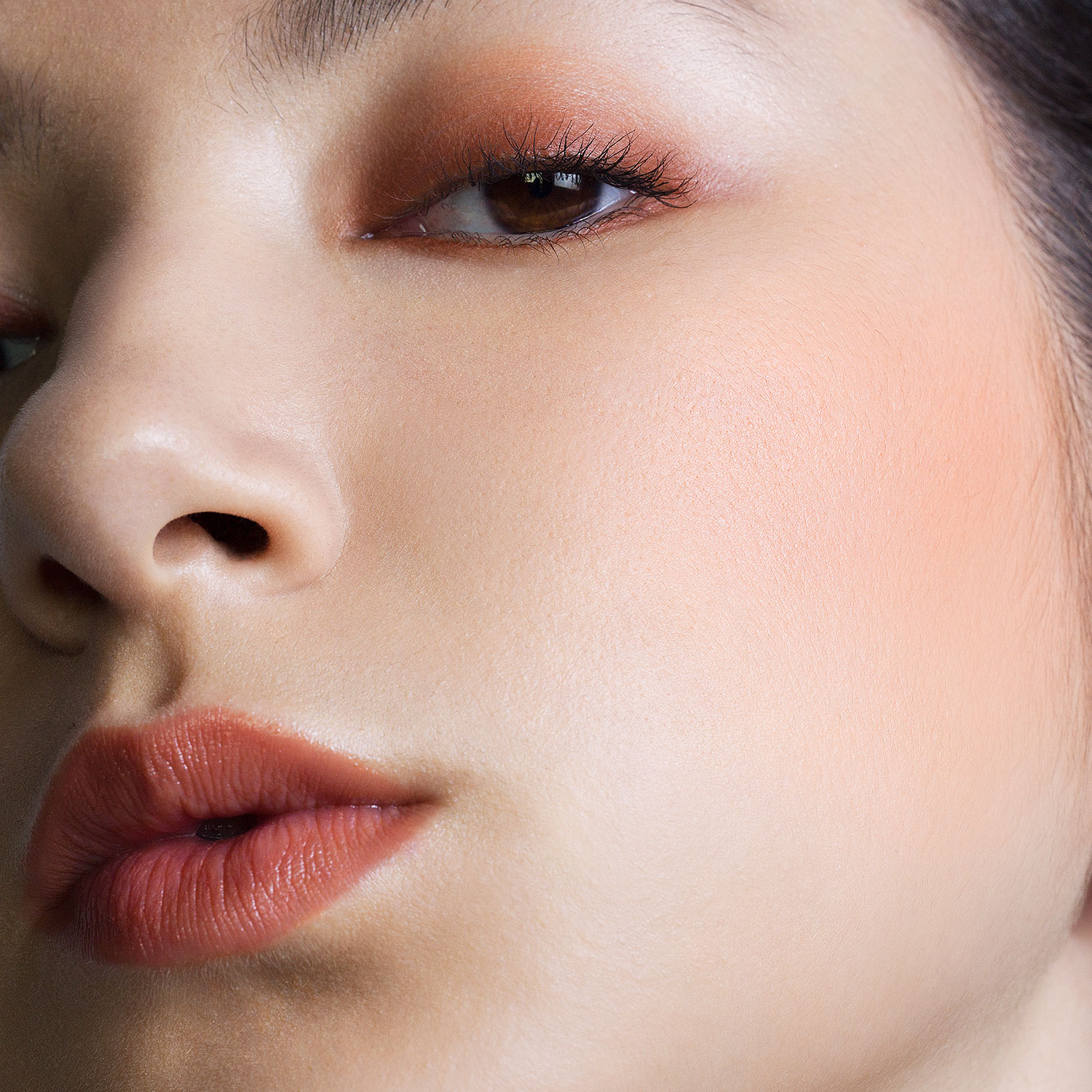 RMK Fall 2021 Collection Rosewood Daydream Ingenious Powder Cheeks N EX-19 Amber Sunset
