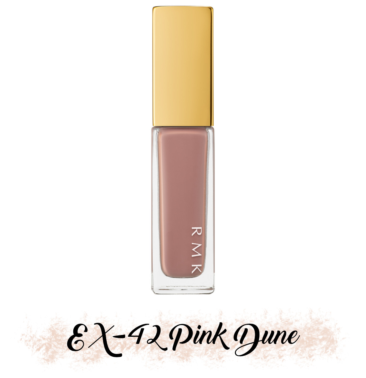 RMK Fall 2021 Collection Rosewood Daydream Nail Polish EX-42 Pink Dune