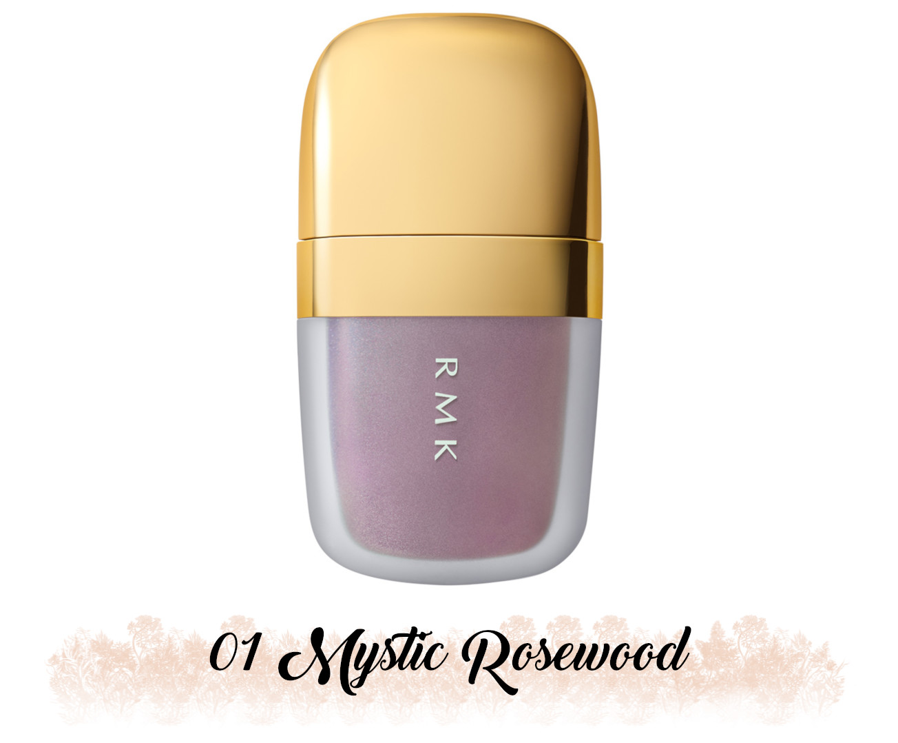 RMK Fall 2021 Collection Rosewood Daydream Rosewood Daydream Liquid Eyes 01 Mystic Rosewood
