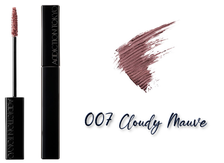 ADDICTION Fall 2021 Collection Sense Of Clarity The Mascara Color Nuance WP 007 Cloudy Mauve