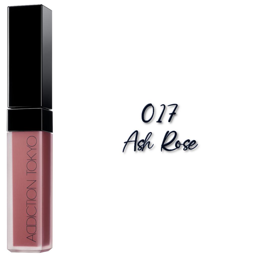 ADDICTION Fall 2021 Collection Sense Of Clarity The Matte Lip Liquid 017 Ash Rose