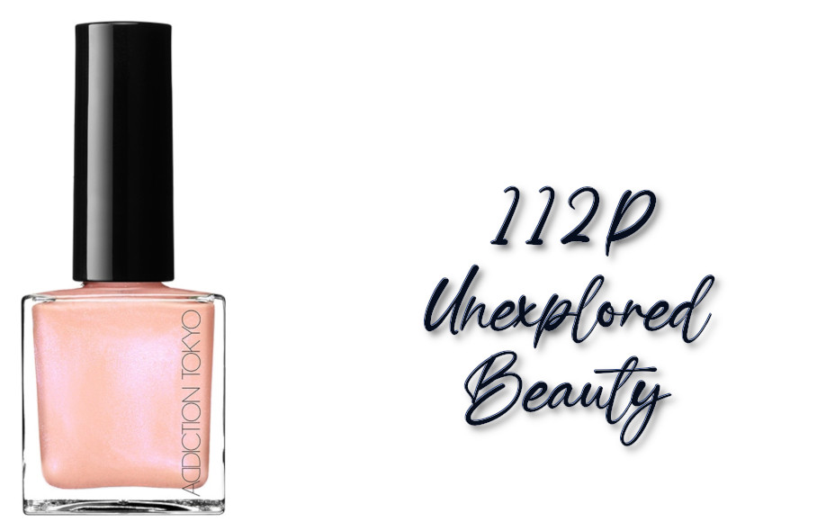 ADDICTION Fall 2021 Collection Sense Of Clarity The Nail Polish L 112P Unexplored Beauty