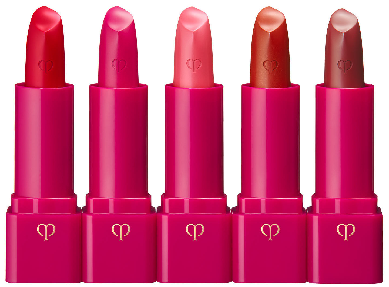 Cle de Peau Beauty Garden Of Splendor Mini Lipstick Set