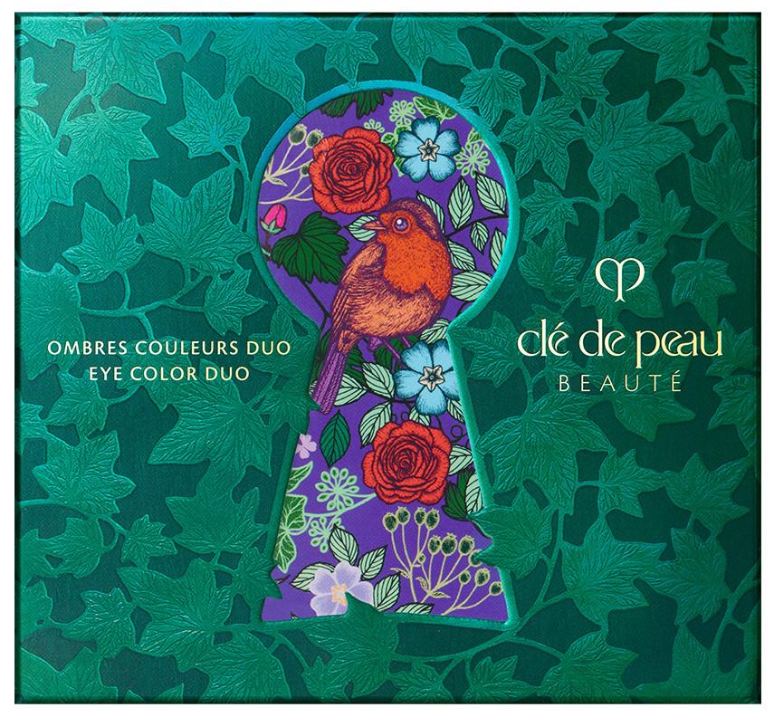 Cle de Peau Beauty Garden Of Splendor Ombres Couleurs Duo