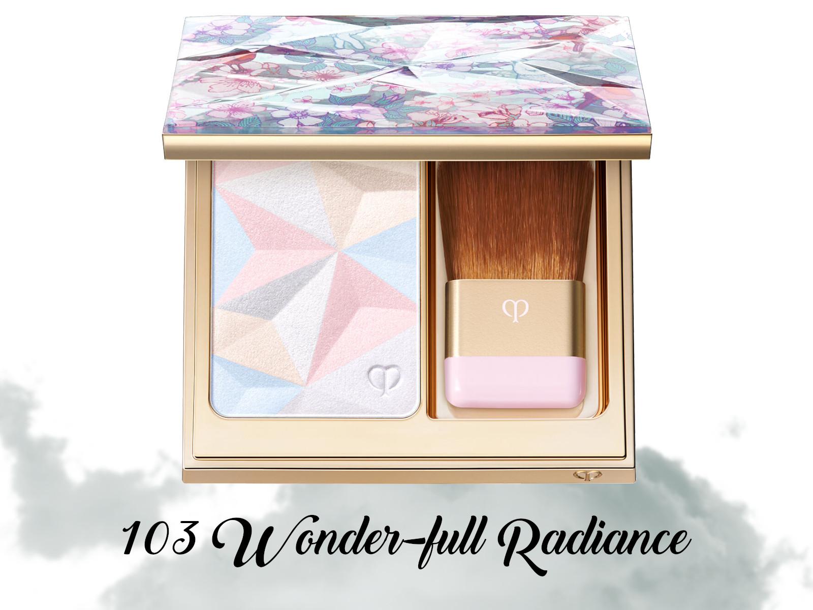 Cle de Peau Beauty Garden Of Splendor Rehausseur D'Eclat 103 Wonder-full Radiance