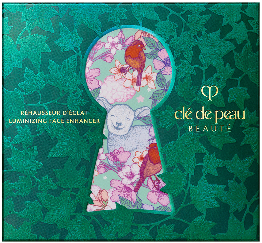 Cle de Peau Beauty Garden Of Splendor Rehausseur D'Eclat