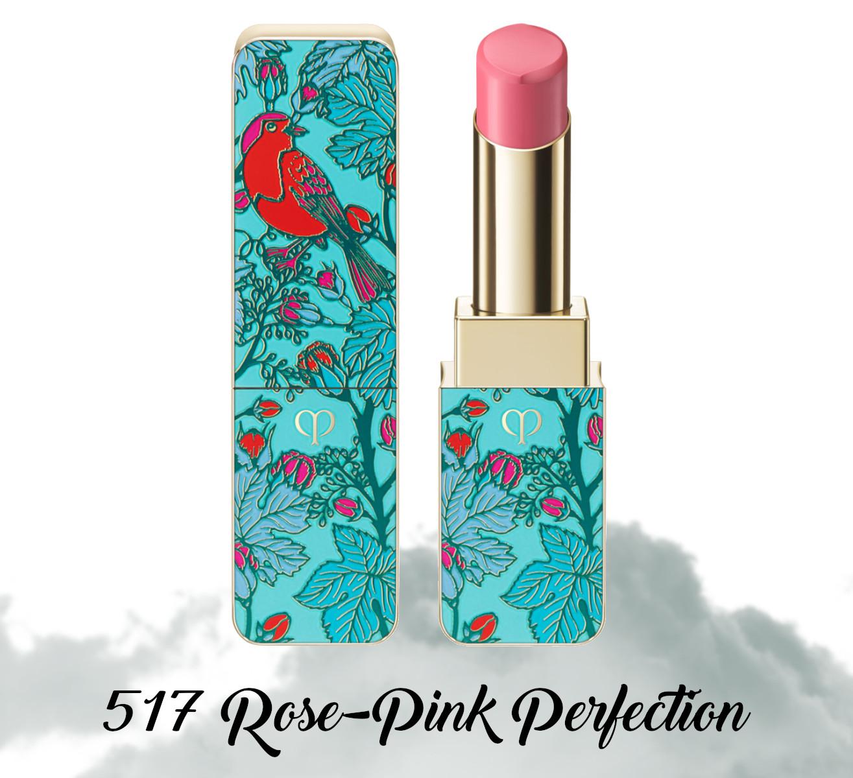 Cle de Peau Beauty Garden Of Splendor Rouge A Levres Brillant 517 Rose-Pink Perfection