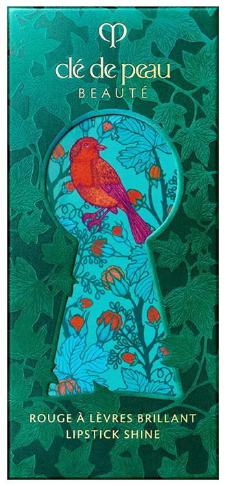 Cle de Peau Beauty Garden Of Splendor Rouge A Levres Brillant