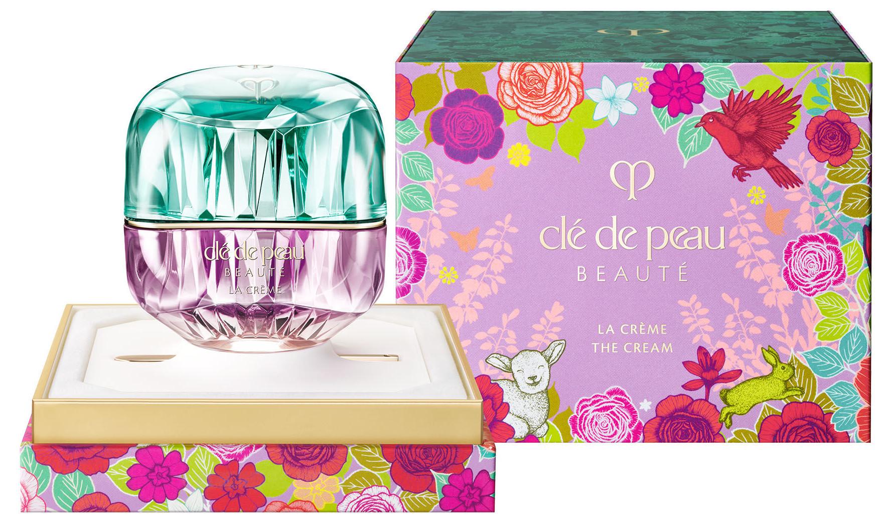Cle de Peau Beauty Garden Of Splendor The Cream