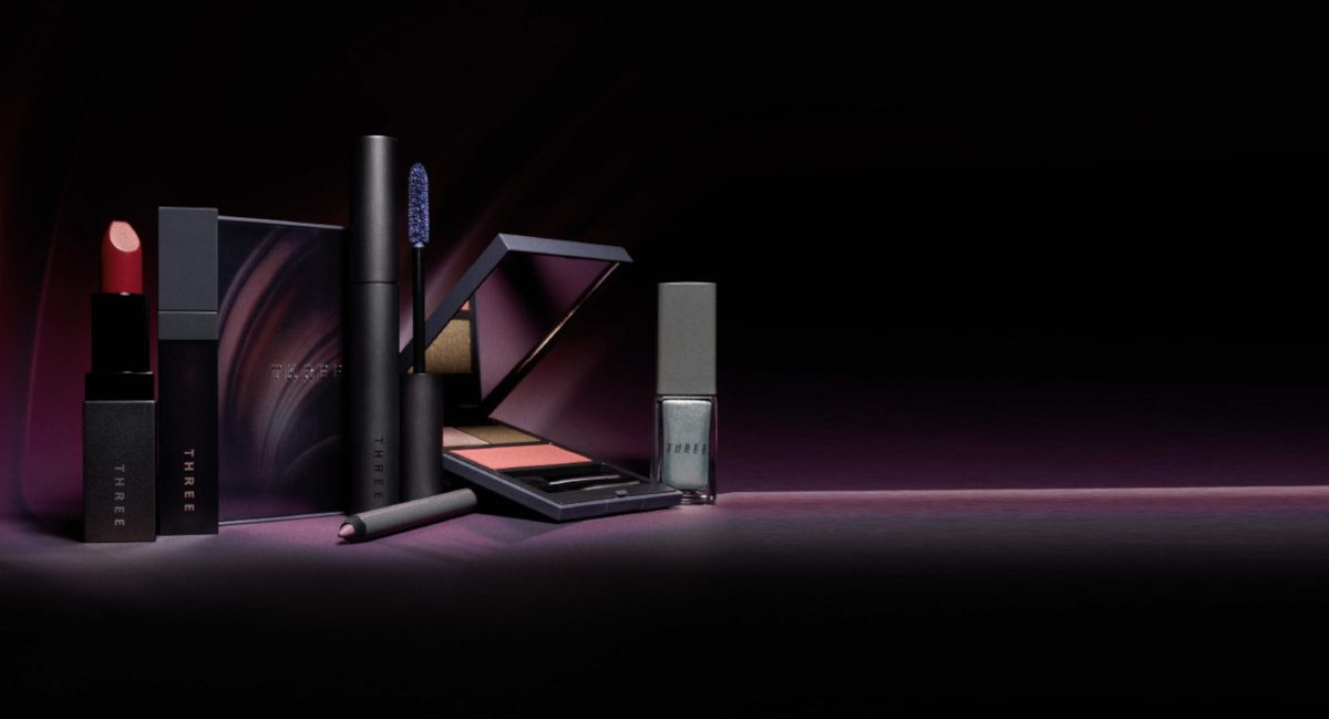 THREE Space Sonic 2021 Autumn Makeup Collection