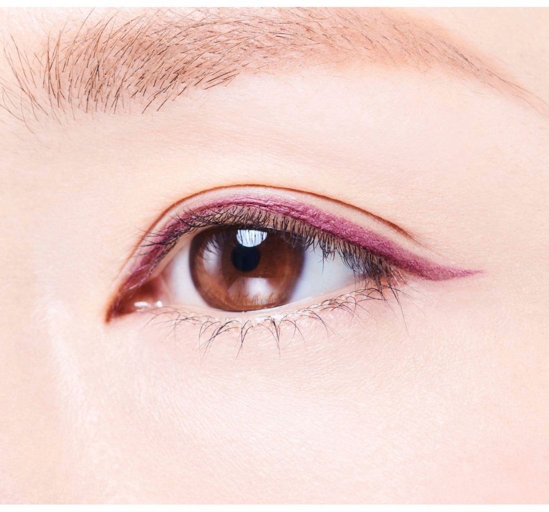 THREE Space Sonic 2021 Autumn Makeup Collection Mesmerizing Performance Eyeliner Pencil TS01 Moon Warrior Princess