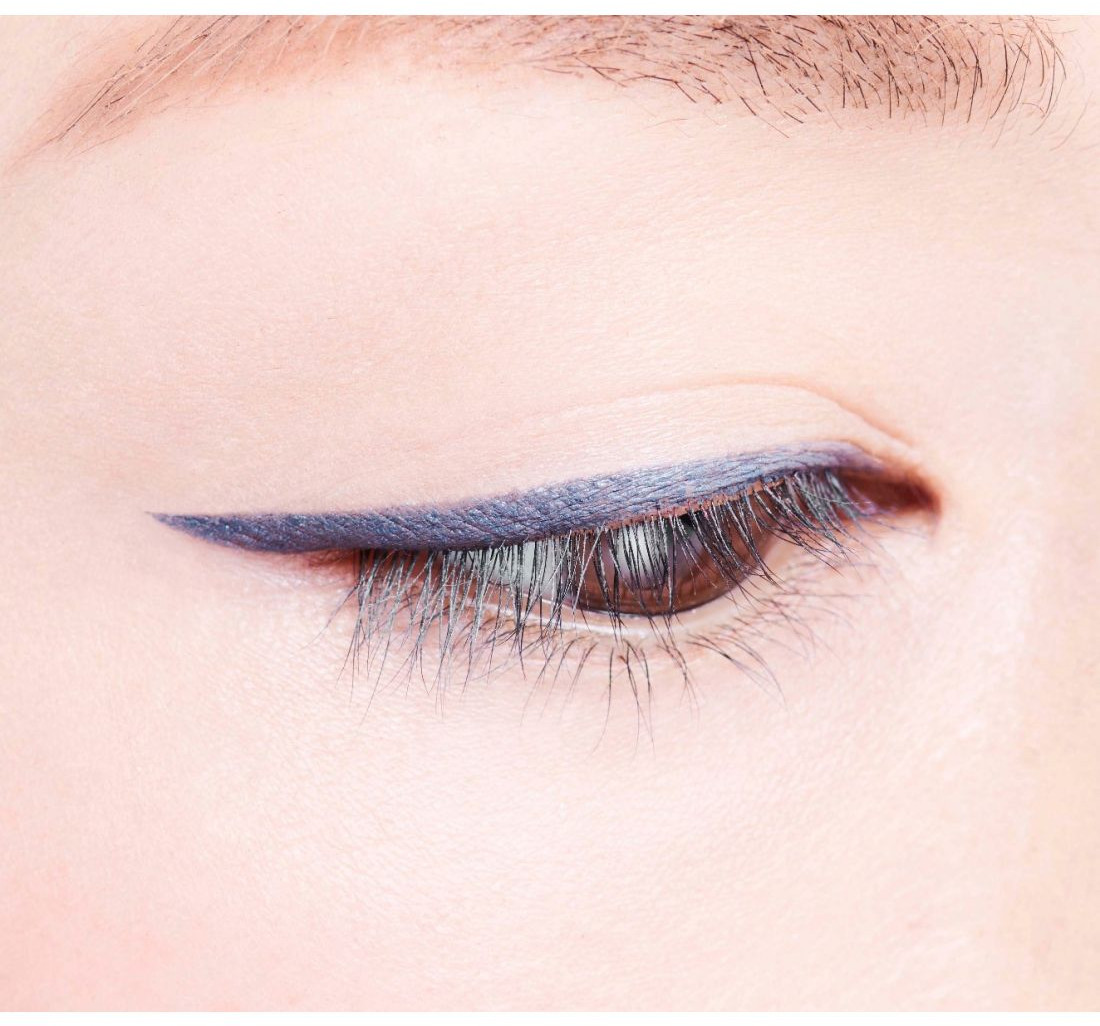 THREE Space Sonic 2021 Autumn Makeup Collection Mesmerizing Performance Eyeliner Pencil TS02 Once In A Blue Moon