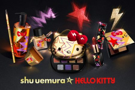 Shu Uemura Hello Kitty Rock the Party Collection