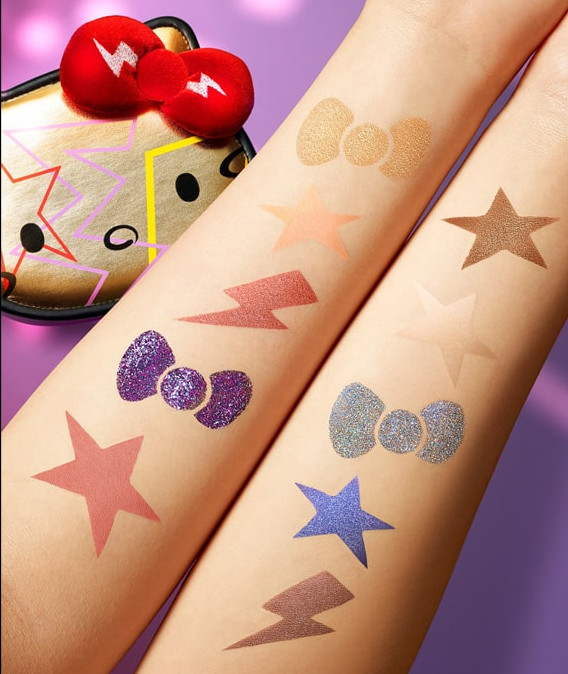 Shu Uemura Hello Kitty Rock the Party Collection Rock The Party Eye Palette